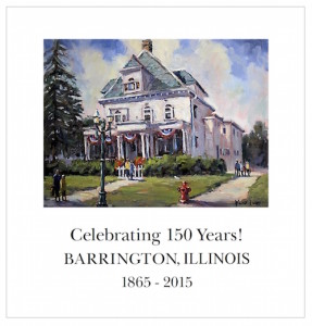 Barrington with Illinois added