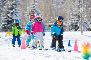 Ski-School_KidsHal Williams Photography Inc