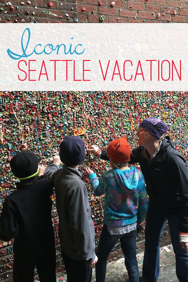 Seattle Vacation