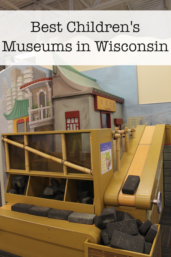 Best Children's Museums in Wisconsin