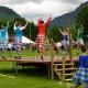 Highland Games, Lochearnhead, dancers