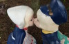 Kissing Dutch People