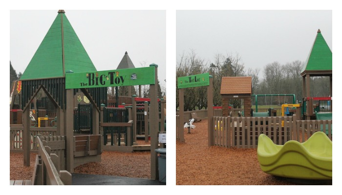 The Big Toy Playground