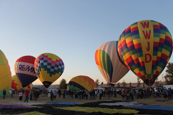 Albany Balloon Launch