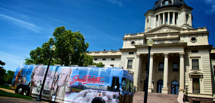 State Capitals With The Kids Pierre South Dakota Road Trips For