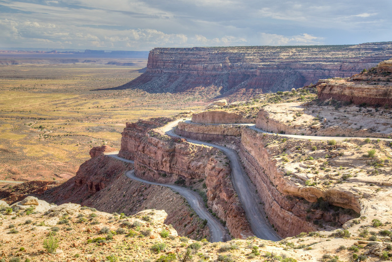 Trail of the Ancients National Scenic Byway