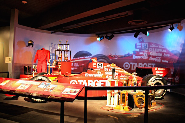 Toyota Racer at the Heinz History Center