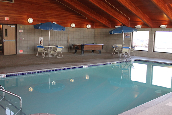 AmericInn Rexburg Pool