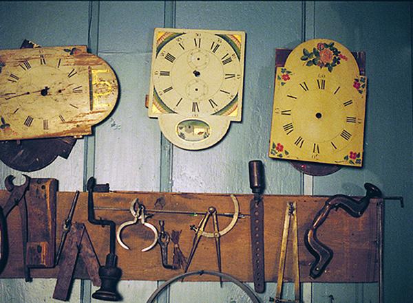 American Clock Museum