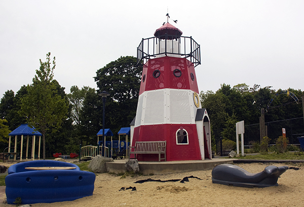 Devon's Place Playground