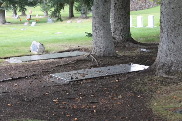 Ernest Hemingway Grave in Ketchum, Idaho