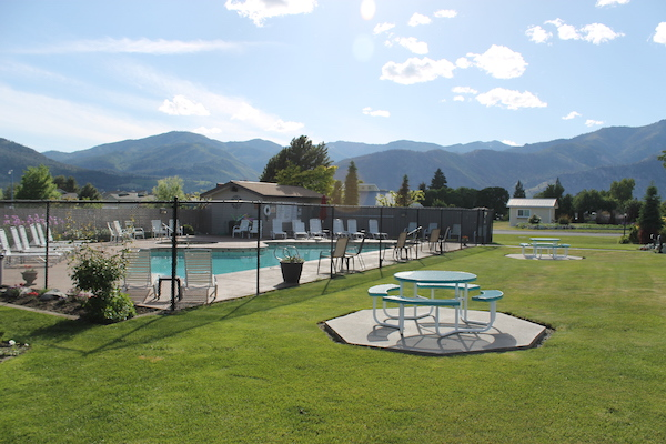 Mountain View Pool