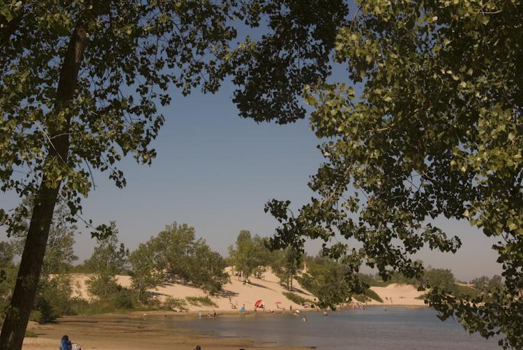 Sandbanks Provencial Park_Davidson