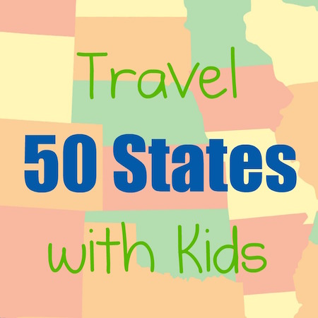 Travel 50 States with Kids