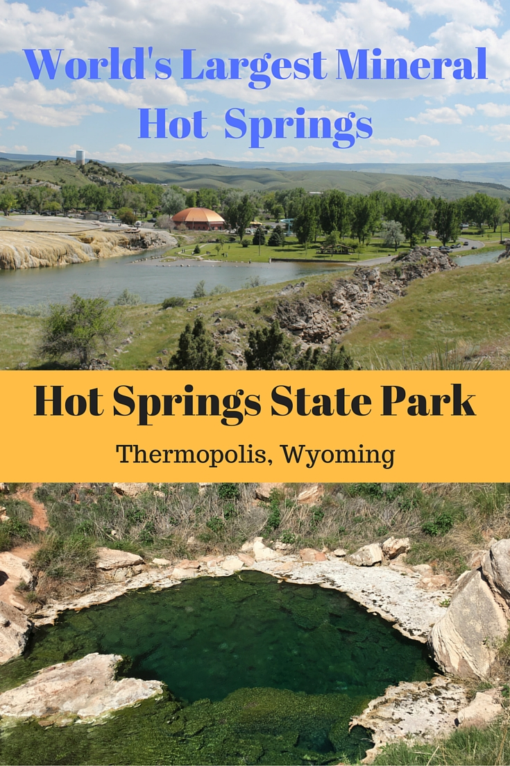 Hot Springs State Park Thermopolis Wyoming Road Trips For Families