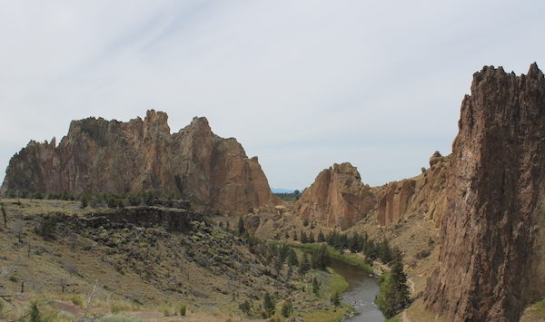 Smith Rock Feature