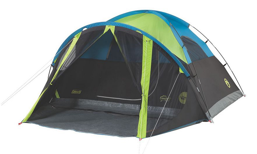 nofly  sc 1 st  Road Trips For Families & Innovations in Camping: Coleman Carlsbad Dark Room Tent with ...