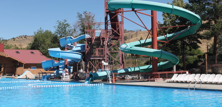 Five Hot Springs Swimming Pools For Families Road Trips