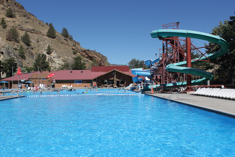 Five Hot Springs Swimming Pools For Families Road Trips For Families