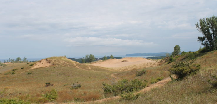 Sleeping Bear Dune Feature