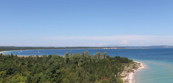 South Manitou Island Feature