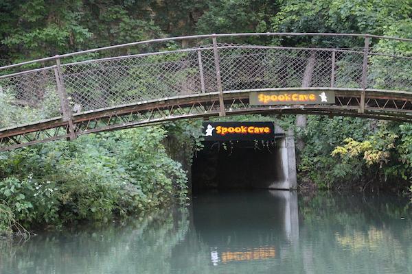 Spook Cave Bridge