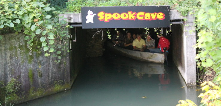 Spook Cave Feature