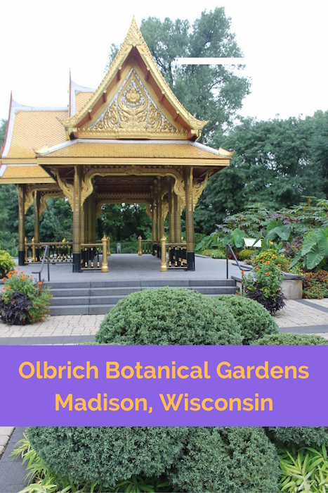 olbrich botanical gardens in madison wi road trips for families