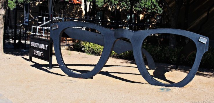 These 6 Unique Museums will Make you Love Lubbock Buddy Holly Glasses