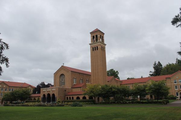 Visiting Mt. Angel, Oregon Abbey