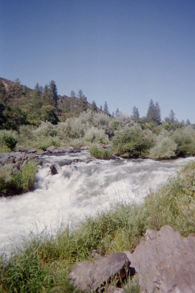 White Water Rafting the Rogue River with Orange Torpedo Trips Falls