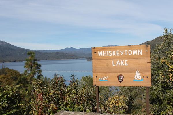 whiskeytown-lake