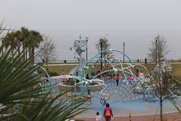 Children's Playground at