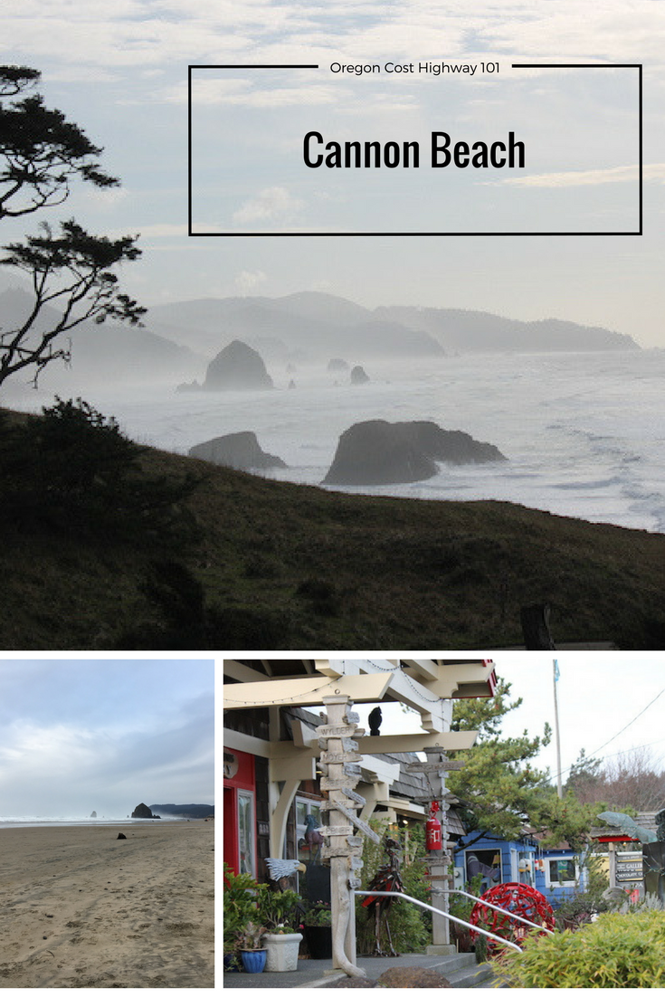 Cannon Beach Pin