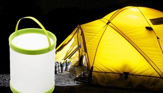 Innovative New Camping Gear Gogo Lantern
