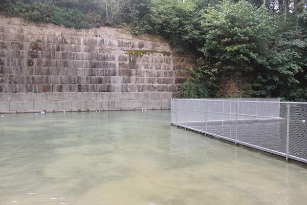 Tenino Washington History Lessons And A Beautiful Quarry Swimming